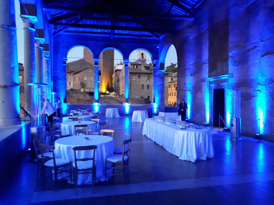 Service audio video luci Roma - Events